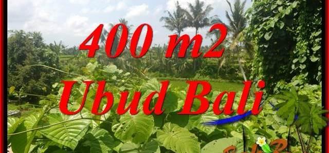 Magnificent 400 m2 Land in Sentral Ubud for sale TJUB684