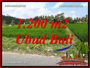 Magnificent Ubud Tampak Siring 1,200 m2 Land for sale TJUB694