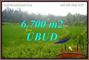 FOR sale Land in Ubud Tegalalang Bali TJUB731
