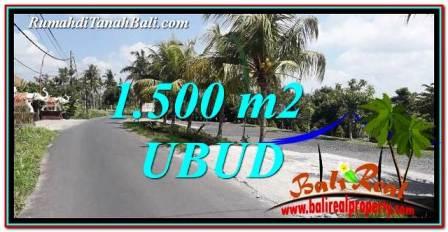 FOR SALE Cheap LAND IN Ubud Gianyar TJUB758