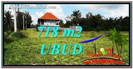 FOR SALE Affordable LAND IN UBUD TJUB767