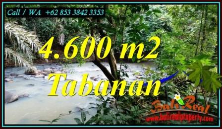 Exotic TABANAN BALI LAND FOR SALE TJTB473