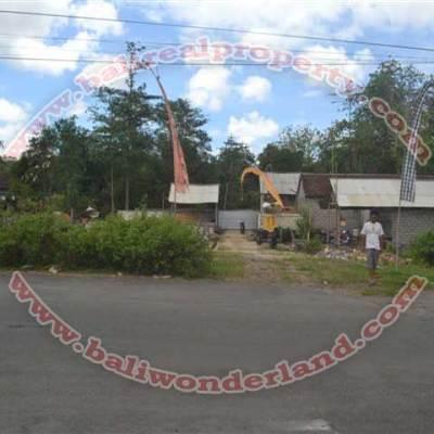 Dijual tanah ( Land for sale ) di Jimbaran Bali