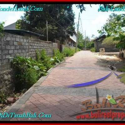 FOR SALE 600 m2 LAND IN Jimbaran Ungasan BALI TJJI097