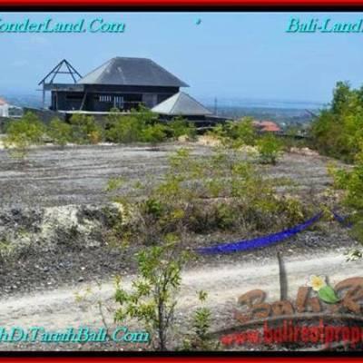 FOR SALE 630 m2 LAND IN Jimbaran Ungasan BALI TJJI099