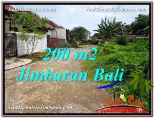 Exotic PROPERTY 200 m2 LAND SALE IN Jimbaran Ungasan TJJI106
