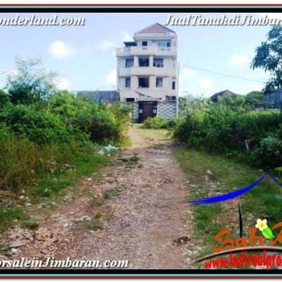 Exotic PROPERTY Jimbaran Ungasan BALI 350 m2 LAND FOR SALE TJJI103