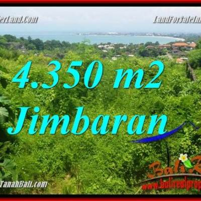 Beautiful Jimbaran Ungasan LAND FOR SALE TJJI120