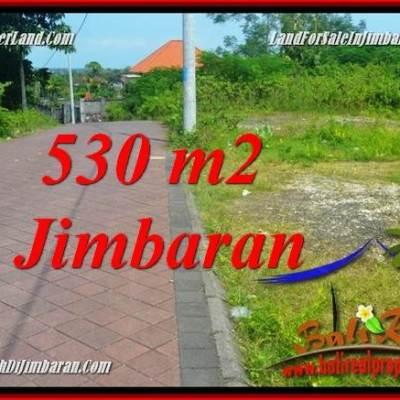 Exotic 530 m2 LAND SALE IN JIMBARAN ULUWATU TJJI127