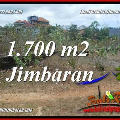 Magnificent JIMBARAN UNGASAN LAND FOR SALE TJJI130