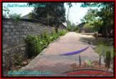 FOR SALE Exotic PROPERTY 600 m2 LAND IN JIMBARAN TJJI097