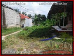 Magnificent PROPERTY 500 m2 LAND IN Tabanan City FOR SALE TJTB202