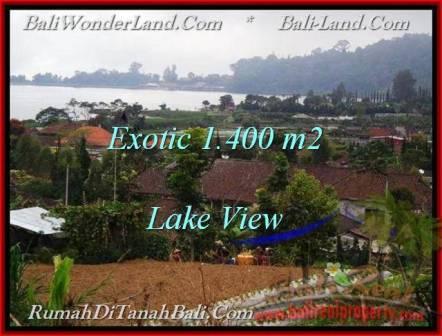 Magnificent PROPERTY 1,400 m2 LAND IN Tabanan Bedugul FOR SALE TJTB203