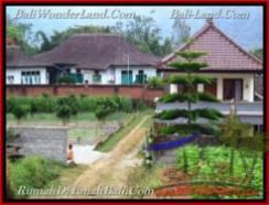 Tabanan Bedugul BALI LAND FOR SALE TJTB203