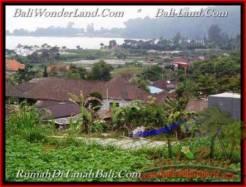 Affordable LAND SALE IN Tabanan Bedugul BALI TJTB203
