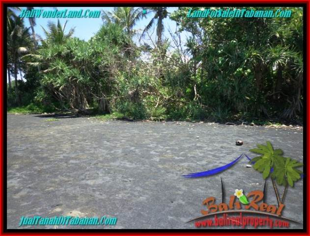 Exotic TABANAN BALI 800 m2 LAND FOR SALE TJTB260