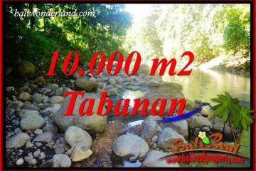 Exotic Property 10,000 m2 Land in Tabanan Selemadeg for sale TJTB406