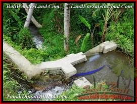 Magnificent PROPERTY 1,500 m2 LAND IN Sentral Ubud FOR SALE TJUB488