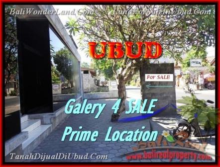 FOR SALE LAND IN Sentral Ubud TJUB439