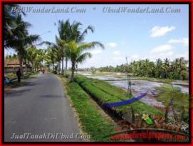 Exotic LAND IN Sentral Ubud BALI FOR SALE TJUB441