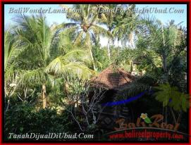 FOR SALE Magnificent 430 m2 LAND IN UBUD TJUB443