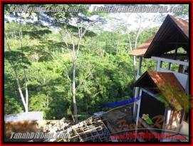 Affordable PROPERTY 400 m2 LAND SALE IN UBUD BALI TJUB425
