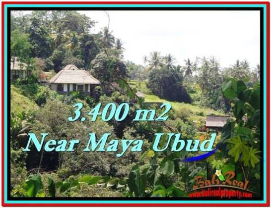 Magnificent LAND FOR SALE IN UBUD TJUB514