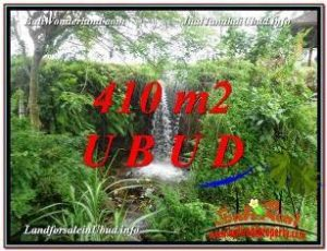UBUD 410 m2 LAND FOR SALE TJUB578