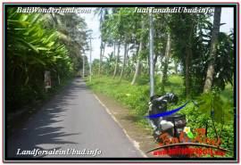 FOR SALE Magnificent LAND IN Sentral / Ubud Center BALI TJUB636