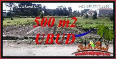 Affordable Land in Ubud for sale TJUB720
