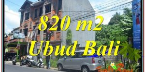 Magnificent PROPERTY LAND SALE IN Sentral / Ubud Center BALI TJUB643