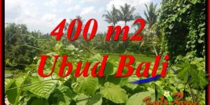 FOR sale Magnificent Property 400 m2 Land in Sentral Ubud TJUB684