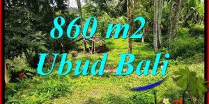 Magnificent 860 m2 Land in Ubud Tegalalang for sale TJUB691