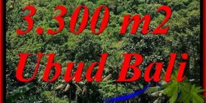FOR sale Exotic Property 3,300 m2 Land in Sentral Ubud TJUB692