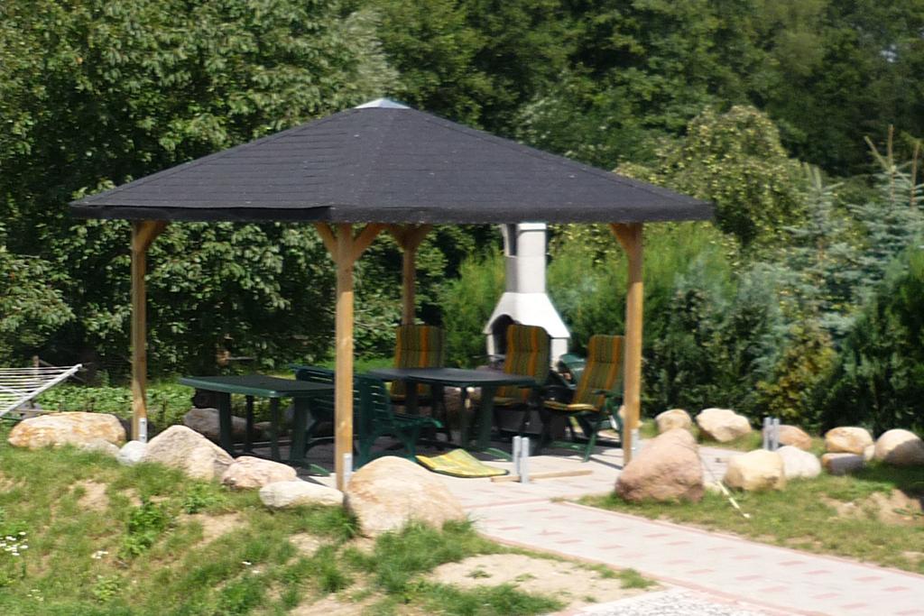 Uberdachter Grillplatz Im Garten – lyfa.info
