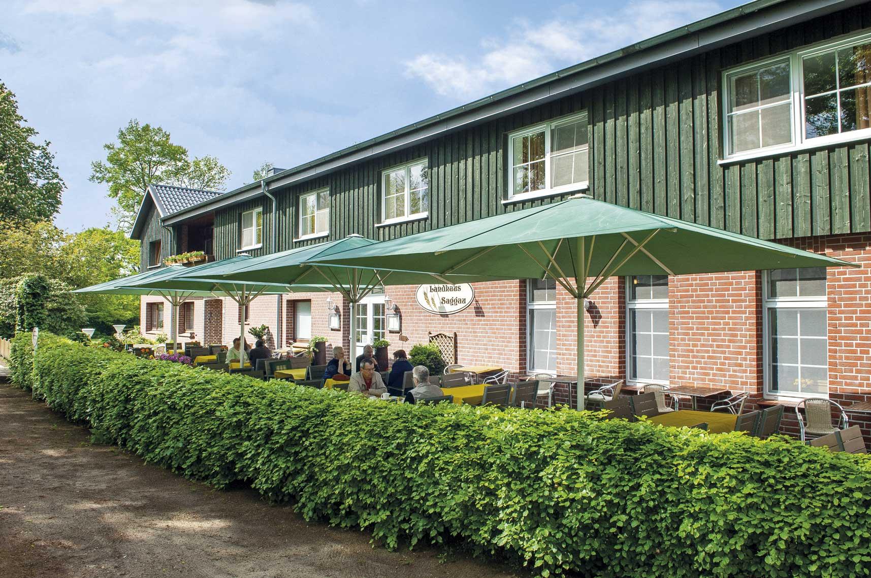 Ihr Hofcafe in Ellerau und Quickborn  Landhaus Saggau