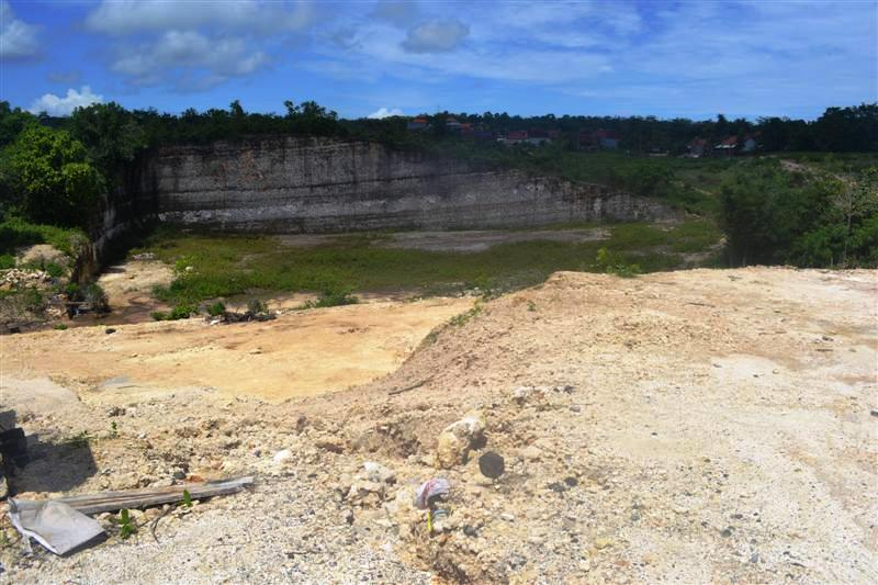 Land in Jimbaran for sale 36 Ares with Suitable for villa