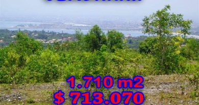 Land in Jimbaran for sale