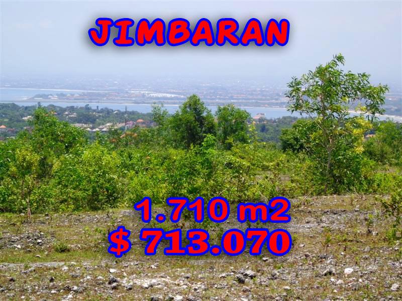 Land for sale in Bali, astonishing view in Jimbaran Ungasan Bali – TJJI027