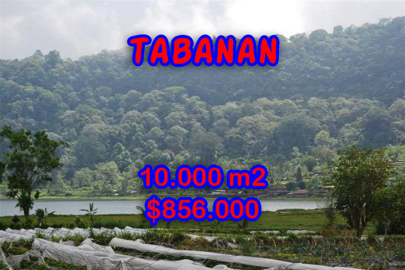 Beautiful Land for sale in Bali, lake view in Tabanan Bali – TJTB059