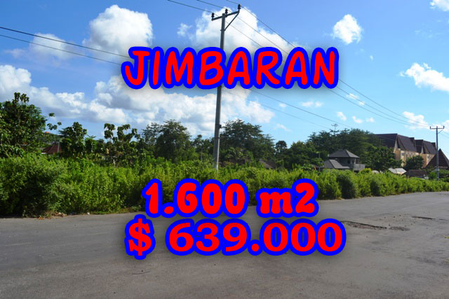 Spectacular Property for sale in Bali, land for sale in Jimbaran Bali  – TJJI028