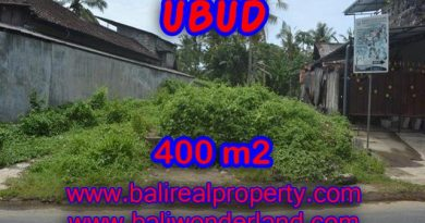 Land for sale in Bali, spectacular view in Ubud Bali – TJUB355