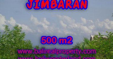 Land in Bali for sale, Astonishing view in Jimbaran Ungasan Bali – TJJI059