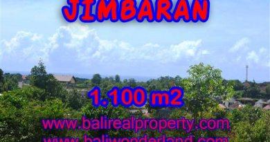 Land for sale in Bali, amazing view in Jimbaran Ungasan – TJJI067