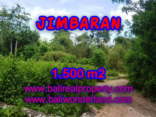 Magnificent PROPERTY Jimbaran Ungasan BALI LAND FOR SALE TJJI069