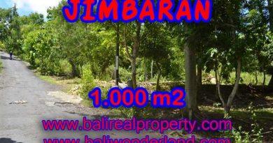 Land in Jimbaran Bali for sale, Outstanding view in Jimbaran Ungasan – TJJI070-x