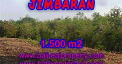 Land in Bali for sale, attractive view in Jimbaran Ungasan Bali – TJJI076