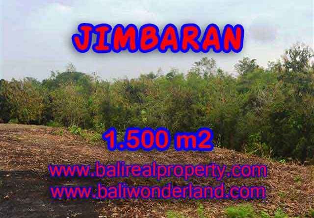 Land in Bali for sale, attractive view in Jimbaran Ungasan Bali – TJJI076