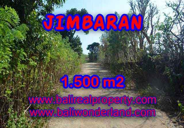 Land in Bali for sale, astounding view in Jimbaran Bali – TJJI075