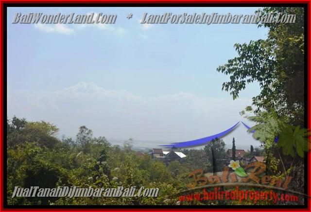 FOR SALE Affordable 375 m2 LAND IN Jimbaran Uluwatu TJJI077